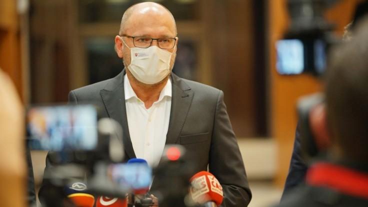 Sulík o rokovaní s Kollárom v nemocnici: Bol to nesprávny krok