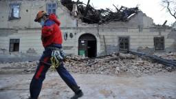 Chorvátske mesto zasiahnuté zemetrasením musia sčasti zbúrať