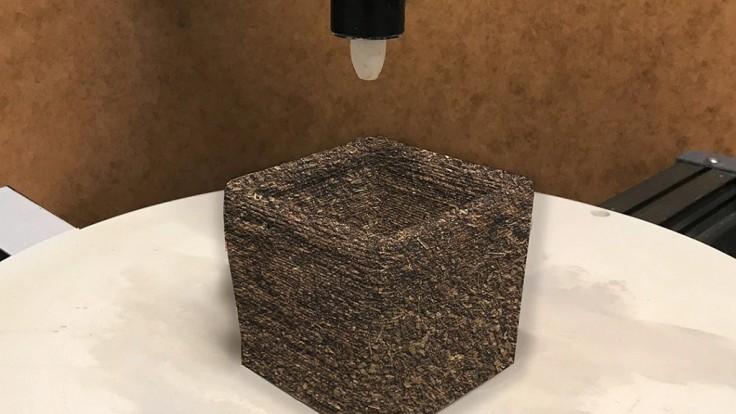 Huby sa dajú využiť v ekologickom zvukotesnom materiáli