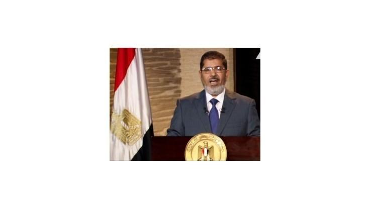 Egyptský prezident: Irán má rozhodujúci význam pre ukončenie krízy v Sýrii