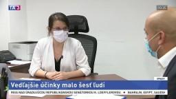 Štátna tajomníčka MZ SR J. Ježíková o vedľajších účinkoch očkovania