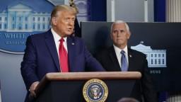 Nikdy prehru nepriznám, vyhlásil Trump. Nevyhovie mu ani Pence