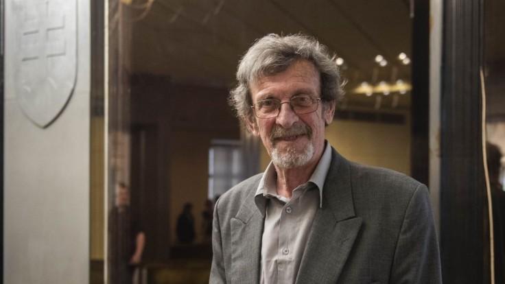 Zomrel známy slovenský redaktor a publicista Michal Tvarožek