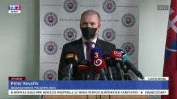 TB policajného prezidenta PZ P. Kovaříka o sprísnených opatreniach