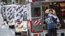 Vírus v USA zabíja vo veľkom, hlásia takmer 4000 obetí