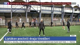 Liptáci sa budú chystať v doma, v príprave ich čaká päť zápasov