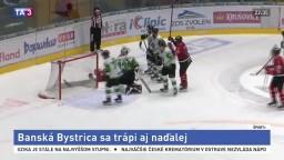 Nové Zámky potrápili Bystricu, výkon Baranov nahneval i kouča