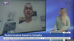 ŠTÚDIO TA3: Pilot D. Ferjanček o vyšetrovaní havárie lietadla v Indonézii