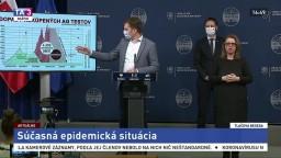 TB premiéra I. Matoviča a ministrov o záveroch rokovania vlády