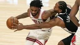Basketbalisti Chicaga Bulls zaznamenali tri tesné prehry