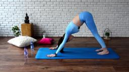 Pilates na každý deň: Druhá lekcia - krátke cvičenia