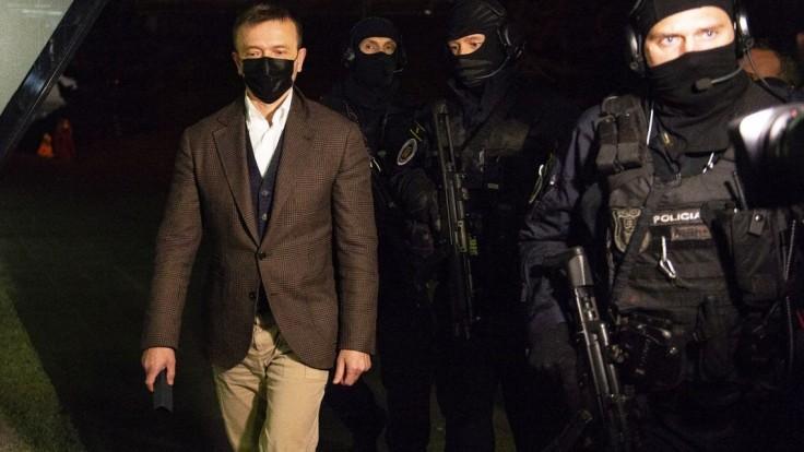 Haščák vracia úder. Jeho právnici podávajú trestné oznámenia