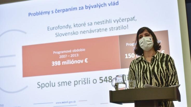 Schválili zjednodušenie eurofondov z dielne Remišovej ministerstva