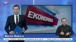 Ekonomické správy z 13. januára