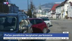 Radnica motivuje k využívaniu individuálnej dopravy bezplatným parkovaním