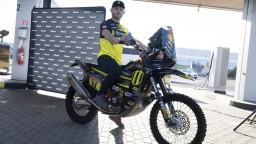 Svitko zožal úspech na Rely Dakar, skončil v elitnej desiatke