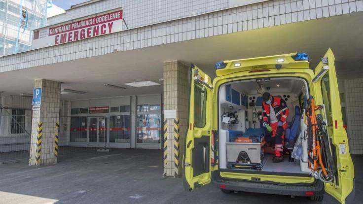 V slovenských nemocniciach je doteraz najviac infikovaných