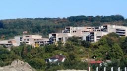 Výstavba Rázsoch stagnuje, súkromník s výstavbou predbehol štát