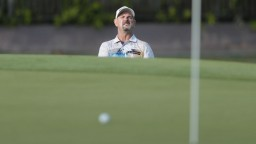 Slovenský golfista Sabbatini neprešiel na turnaji PGA Tour cutom