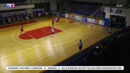 Futsalisti Lučenca sa rozlúčili s LM domácou prehrou