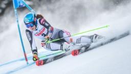 Vlhová má za sebou prvé kolo slalomu, potrápila ju trať