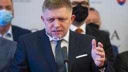 Fico v parlamente podporí Pellegriniho snahu o predčasné voľby