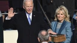 Spojené štáty majú nového prezidenta, Joe Biden zložil prísahu