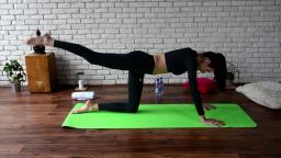 Pilates na každý deň: Tretia lekcia - krátke cvičenia