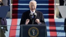 Polarizovaná spoločnosť. Biden sa v prejave venoval zjednoteniu USA