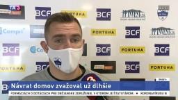 FC Nitra posilní Jendrišek. Návrat domov zvažoval už dlhšie