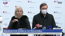 TB M. Krajčího o epidemiologickej situácii na Slovensku
