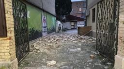 Chorvátsko je stále ohrozené, opäť pocítilo zemetrasenie