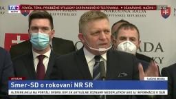 TB predstaviteľov strany Smer-SD o rokovaní NR SR a o migračnej politike