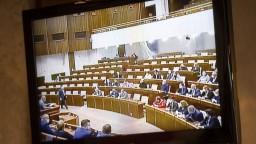 Parlament prerokoval aj bezpečnostnú stratégiu štátu