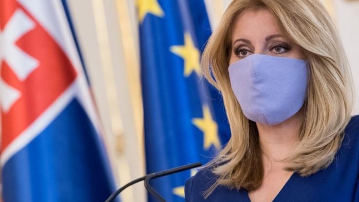 Vedci sú počas pandémie odvážni, ocenila ich prezidentka