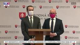 TB B. Gröhlinga a M. Krajčího o opatreniach v súvislosti s otváraním škôl