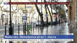 Maďarsko predĺžilo platnosť protiepidemických opatrení
