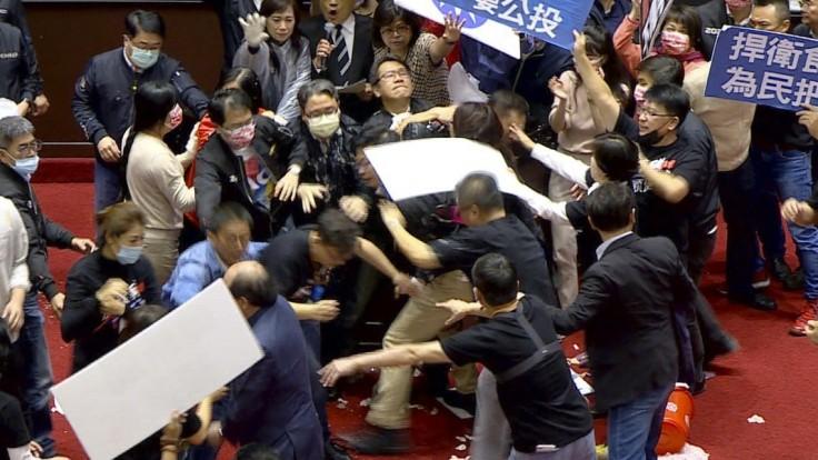 Čína pritvrdila. Nezávislosť Taiwanu znamená vojnu