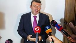 NAKA si prišla po bývalého šéfa finančnej správy Imreczeho