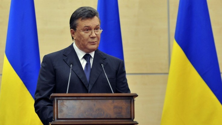 Janukovyča obvinili z velezrady, poškodil suverenitu Ukrajiny
