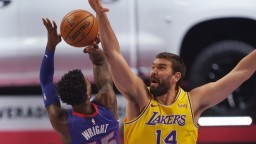 NBA: Detroit bol nad sily Lakers, prehrali druhýkrát za sebou