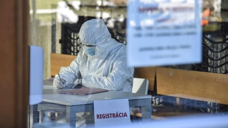 Bratislavské testovanie má ambíciu zistiť podiel britskej mutácie