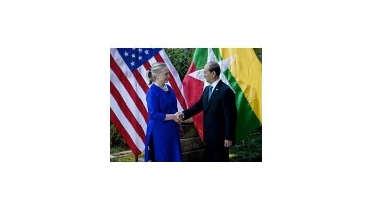 USA zmiernia zákaz dovozu mjanmarského tovaru