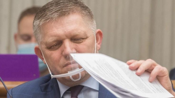 Fico podal oznámenie na Lipšica a Krajniaka, dôvodom je previerka