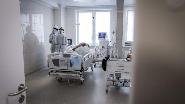 Už neprijímajú pacientov s Covidom. Žiarska nemocnica je plná