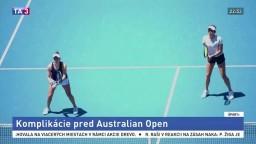 Australian Open má problémy, stovky tenistov musia do izolácie