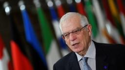 Šéf diplomacie EÚ pricestuje do Moskvy, má sa stretnúť aj s Navaľným