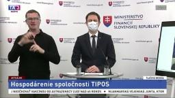 TB E. Hegera a M. Kaňku o hospodárení spoločnosti TIPOS