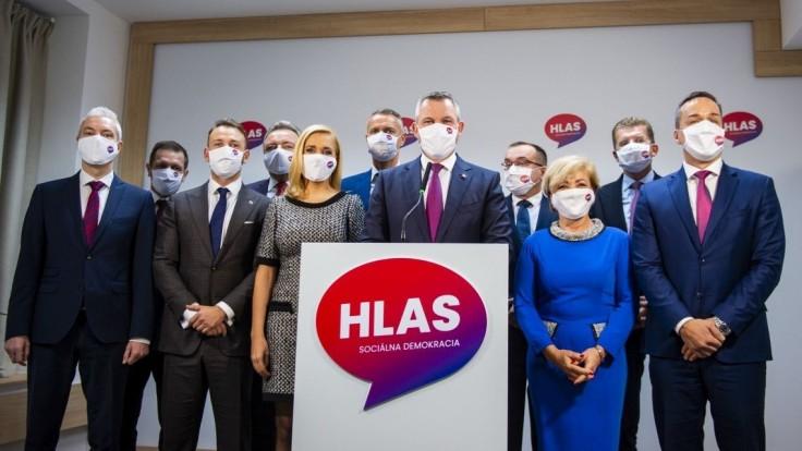 Koalícia chce spolitizovať špeciálnu prokuratúru, tvrdí Hlas-SD