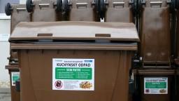 Zberné nádoby na kuchynský odpad pribúdajú, niekde spustili aj kampaň